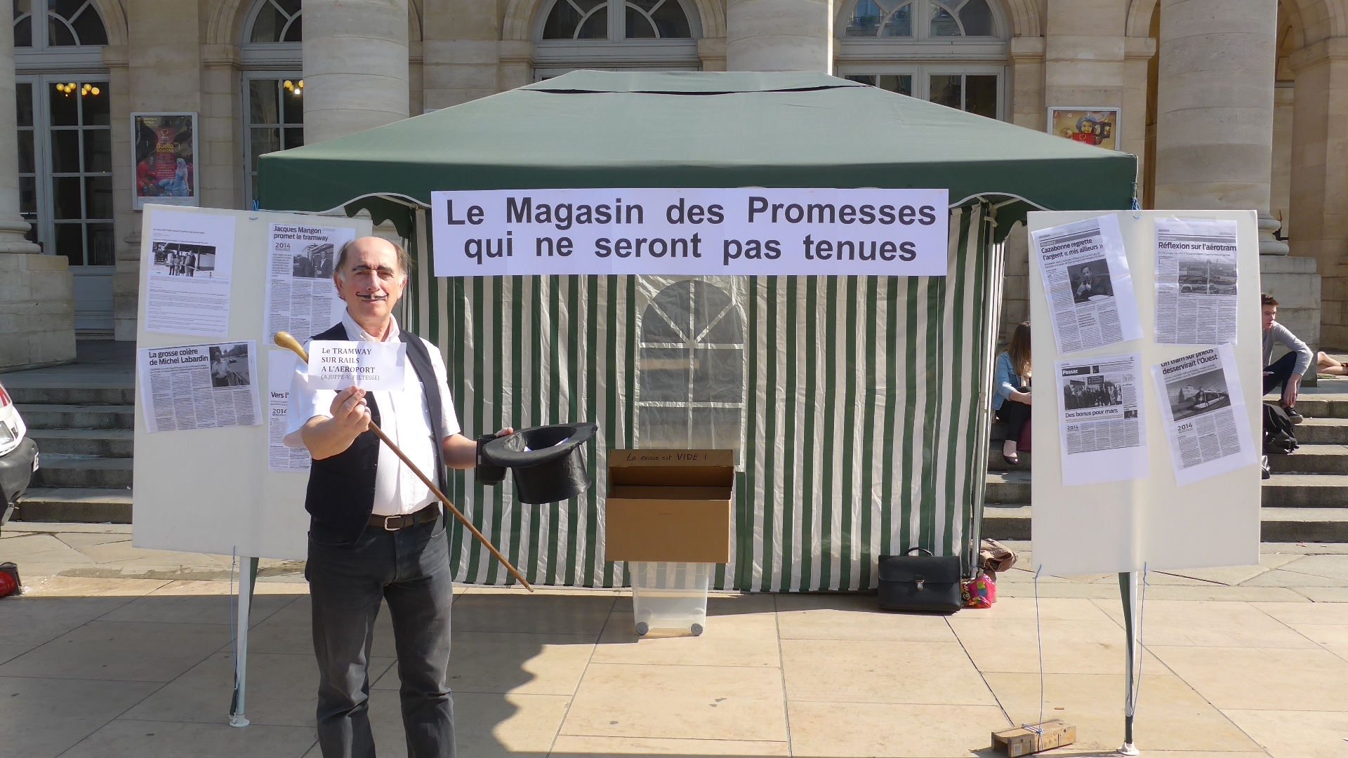 magasin des promesses
